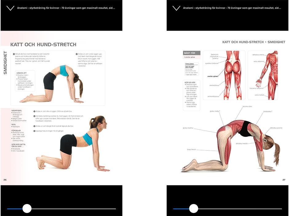 styrketräning för kvinnor övningar