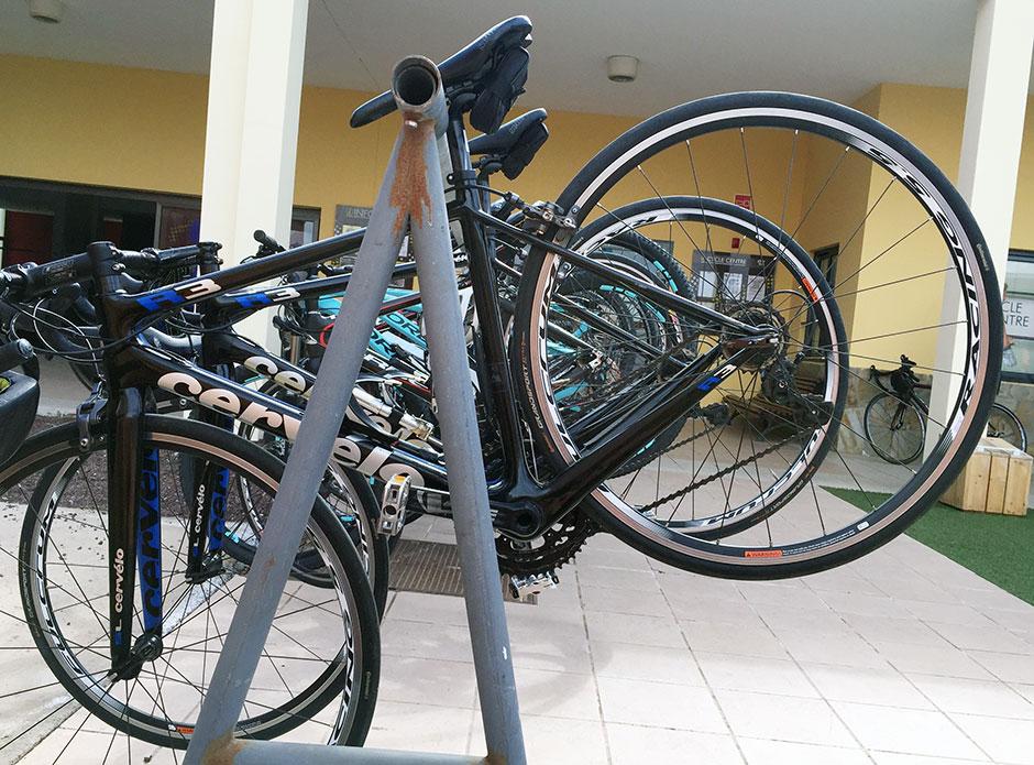 landsvägscykel