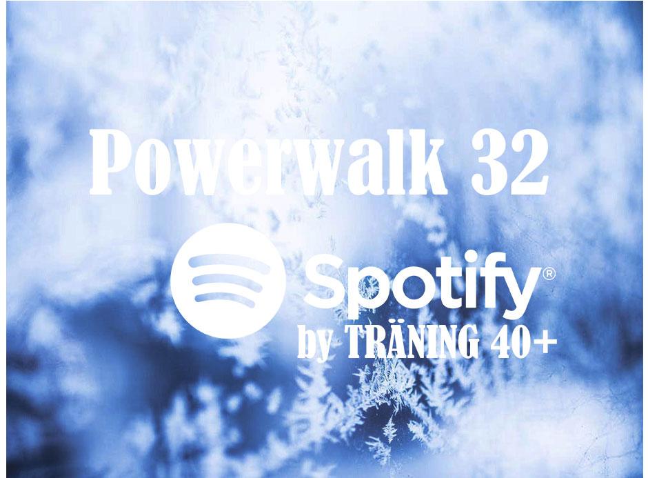powerwalk 32