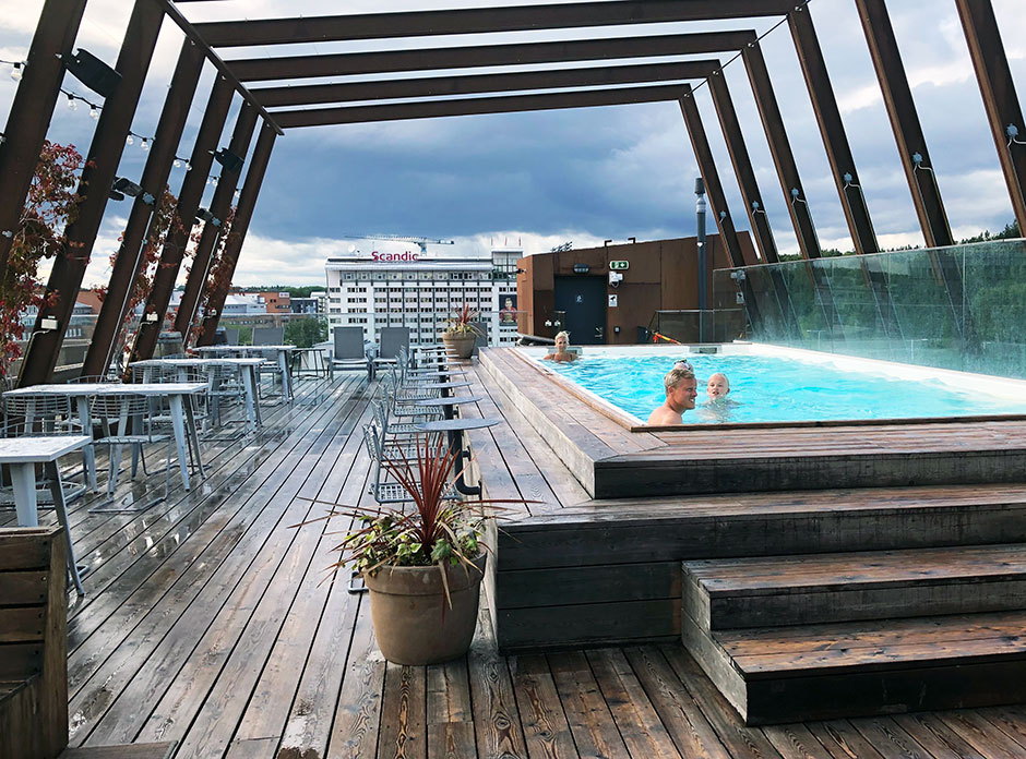 spa hotell