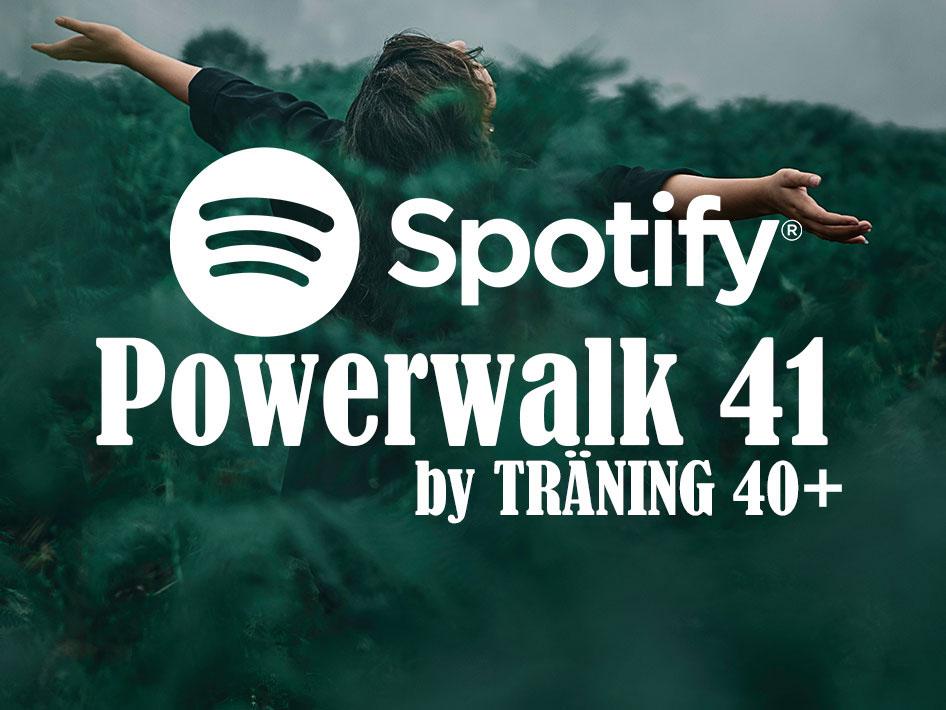powerwalk 41