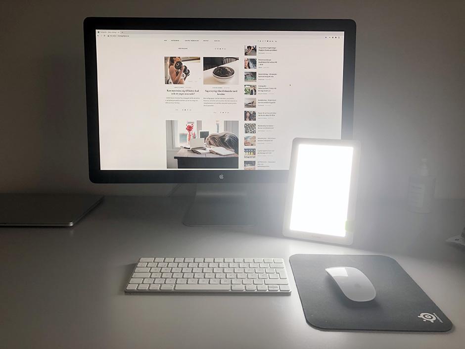 dagsljuslampa