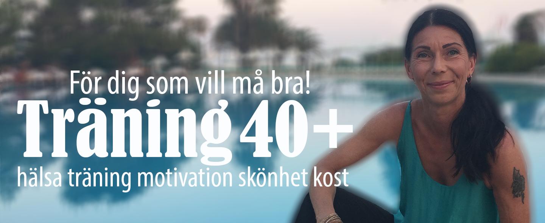 Träning 40+